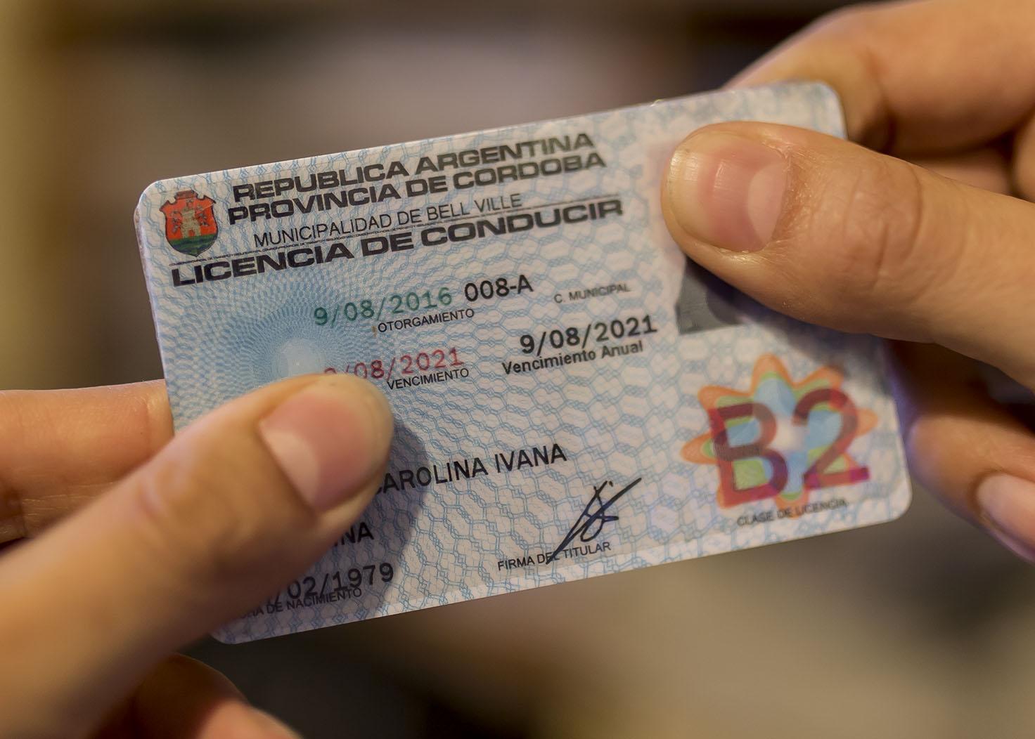 Se Amplia El Horario De Examenes De Manejo Para Carnet De Conducir Municipalidad De Bell Ville